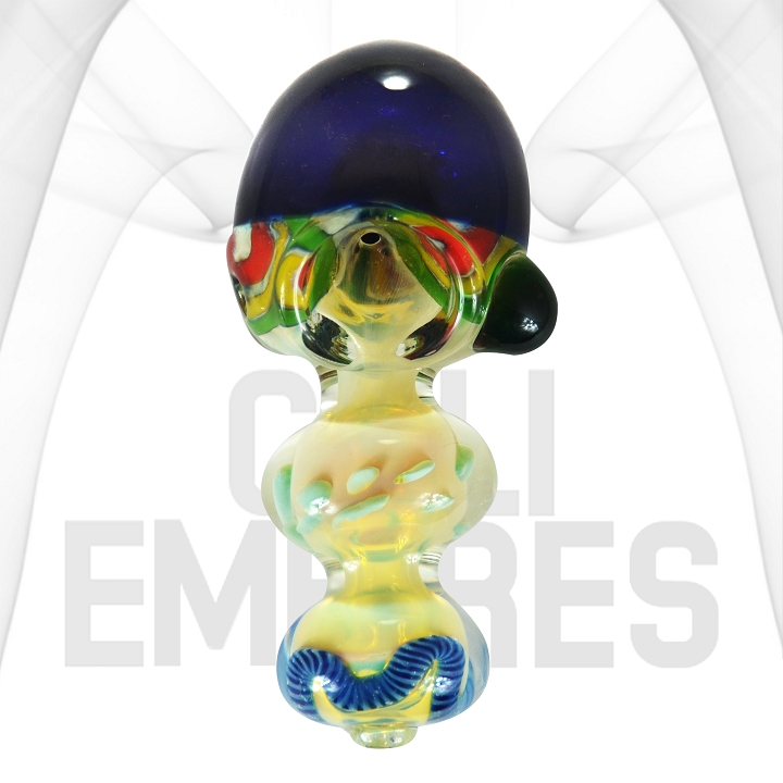 Glass Hand Pipe | Color Design | 5