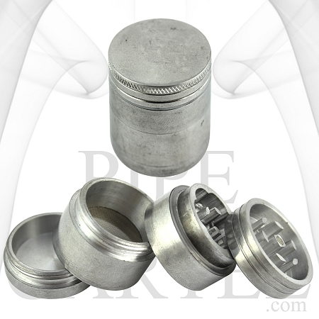 32 mm Aluminum Grinder | 3 Chamber | 4 Parts